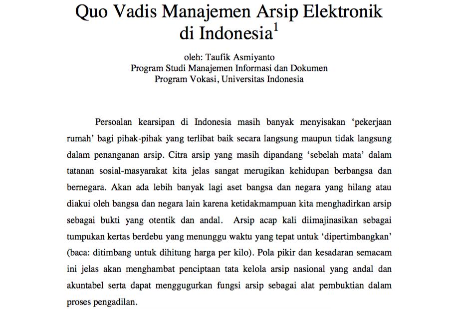 quo-vadis-manajemen-arsip-elektronik-di-indonesia